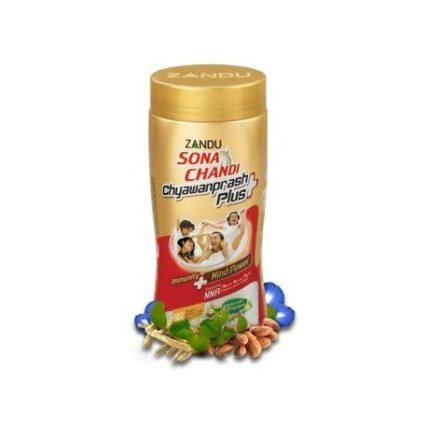Zandu Sona Chandi Chyawanprash (With Gold And Silver) 27