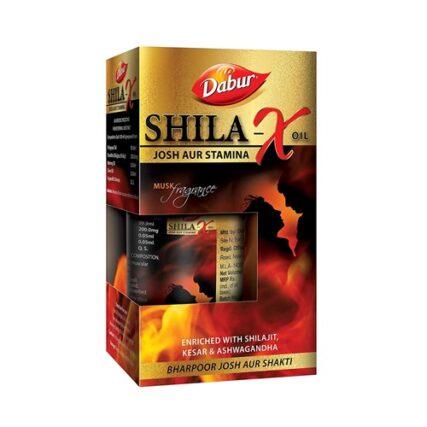 Shilajit X Oil