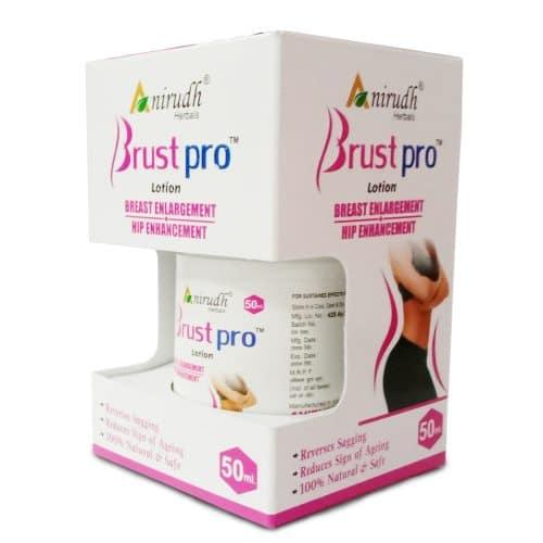 Breast Enlargement Cream, Breast Pump, Brust Pro 50ml - Boost Up Breast Size & Hip Enlargement Bust Full Plus, Bust full cream